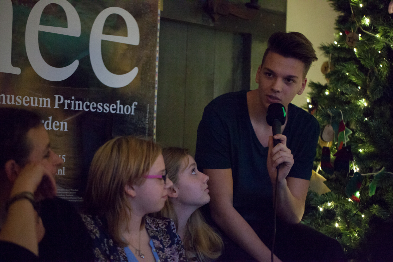 cultuursalon putten 14 december 2014